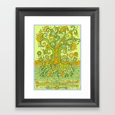 Treedum Framed Art Print