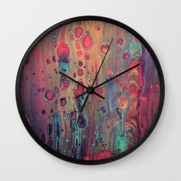 LAVA LAMP Wall Clock