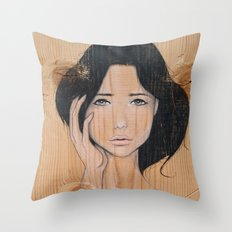 Weakness Throw Pillow
