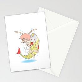 安寧 HELLO - FISHING EP003 Stationery Cards