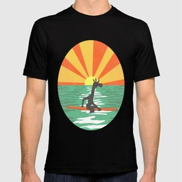 Surf Unicorn T-shirt