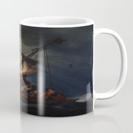 Rembrandt's The Storm on the Sea of Galilee Coffee Mug