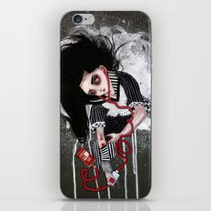without a heartbeat iPhone & iPod Skin