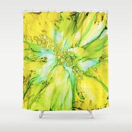 Cheeriness Shower Curtain