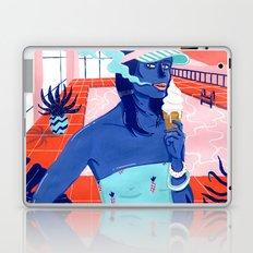 MEET ME AT THE POOL 2 Laptop & iPad Skin