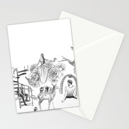 Ink Thoughts Six Stationery Cards