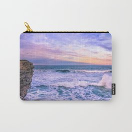 Sunset of the Bay of Biscay Carry-All Pouch