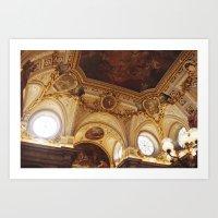 spain Art Prints featuring Spain by Lauren Engël