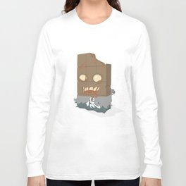 Zombie Crunch Bar Long Sleeve T-shirt