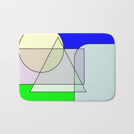Colorandform mixery 4 Bath Mat
