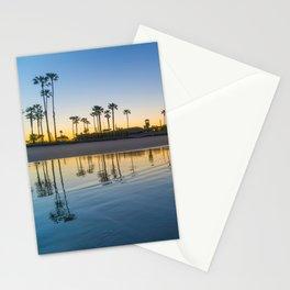 Wet Sand Sunrise Stationery Cards