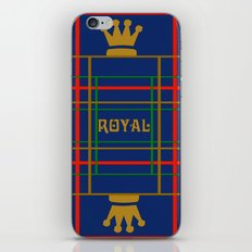Royal iPhone & iPod Skin