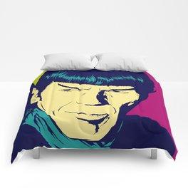 Spock Logic Comforters
