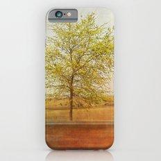 Lonely tree.I iPhone 6s Slim Case