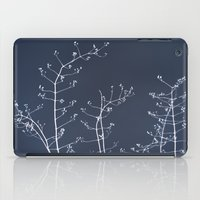 reassurance iPad Cases featuring Jasmine In the Still of the Night by tanjica