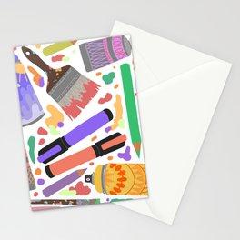 Make art #2 Stationery Cards