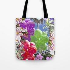 BALLOON LOVE:  Tropical Pop Tote Bag
