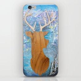 just heavenly, deer iPhone Skin