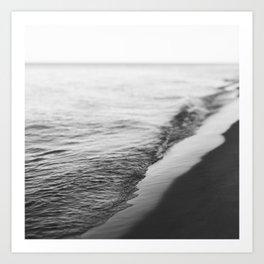 September Shore Art Print