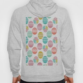 easter white background Hoody