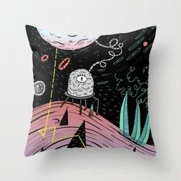 Superboles h4 Throw Pillow