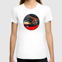rave T-shirts featuring Rave by Neelie