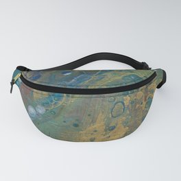 Peacock King Fanny Pack