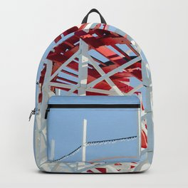 Beach Boardwalk Backpack