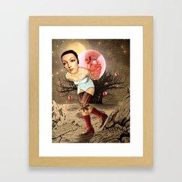 SEEDS OF DISCONTENT Framed Art Print