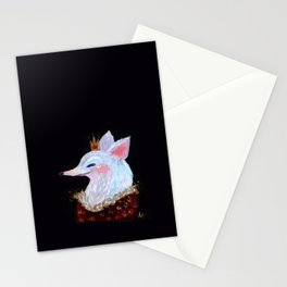 Fox King! Stationery Cards