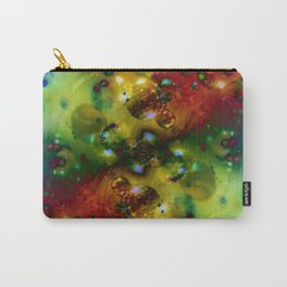 Cosmic Timewarp Carry-All Pouch