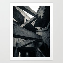 Shanghai Abattoir Art Print