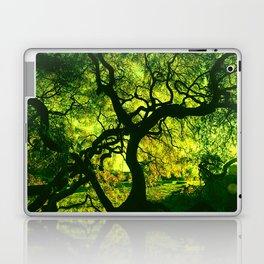Green is the Tree Laptop & iPad Skin