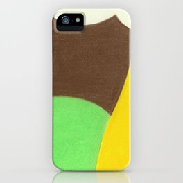 Ford Pistache iPhone Case