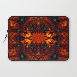 Fractal Art - Devil I Laptop Sleeve