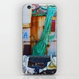Destroyed iPhone Skin