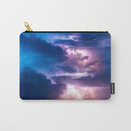 Weathering The Storm Carry-All Pouch