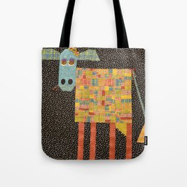 Mary Lou Moo Tote Bag