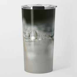 Inaction saps the vigours of the mind... Travel Mug