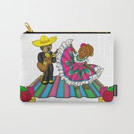 A La Fiesta Carry-All Pouch
