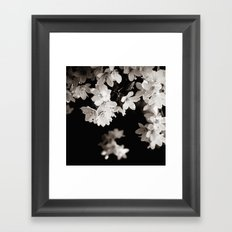 Little Whites ~ No.1 Framed Art Print