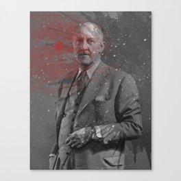 Halldór Laxness Canvas Print