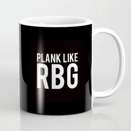 Plank like RBG Coffee Mug