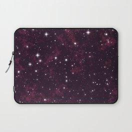 Burgundy Space Laptop Sleeve