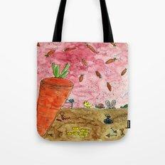 Everyone Love Carrot Tote Bag