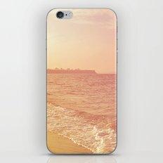 PURE SHORE iPhone & iPod Skin