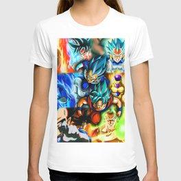 fighter universe T-shirt