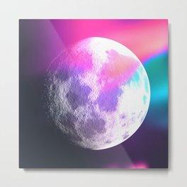 Moon Phase 1 N.3 Metal Print
