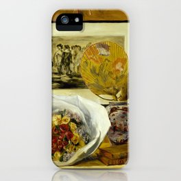 Still Life with Bouquet iPhone Case