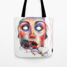 Never complete Tote Bag